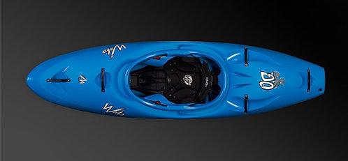 OG- Full on Creeking  - Waka whitwwater kayak