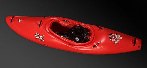 Gangsta -Extreme  Racing , Creeking , all around -Waka    kayak