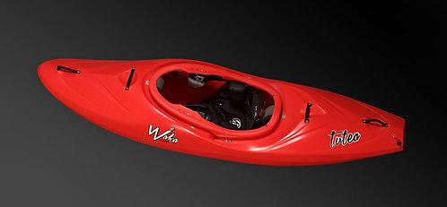 Tutea - creeking beginners all round - Waka Kayak