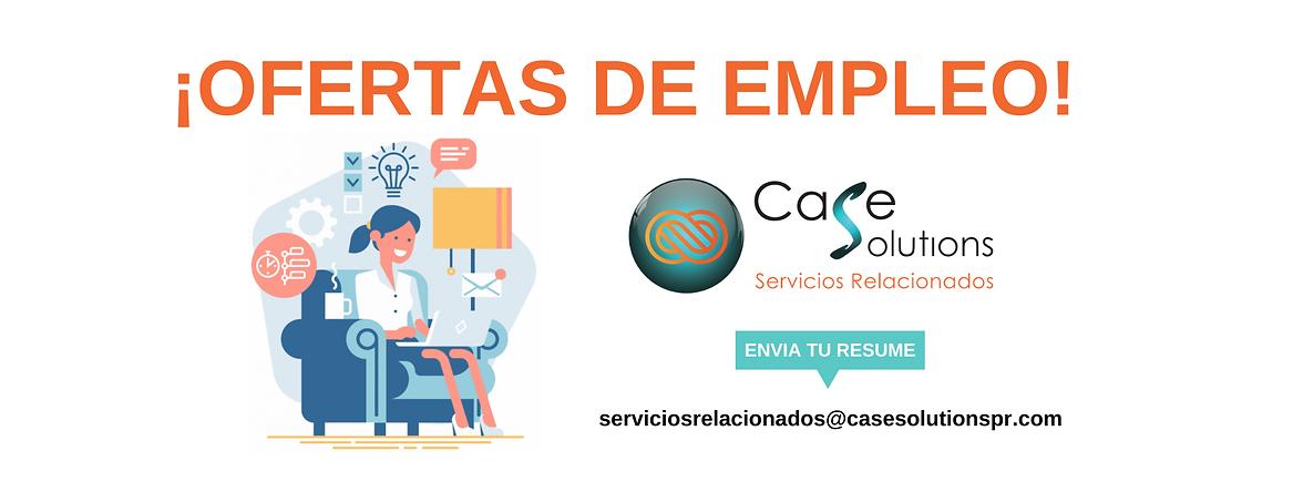ofertas de empleos disponibles en Puerto