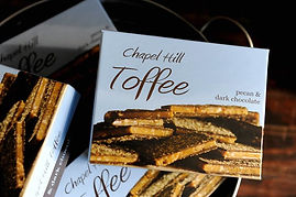 chapel hill gourmet toffee