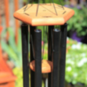 arias elite wind chimes