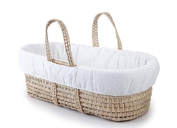 Tadpoles Moses Basket Bassinet