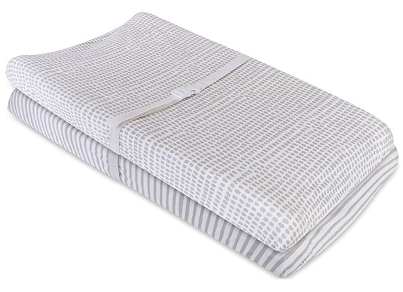 Fitted Sheets for Crib and Changing Pad