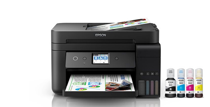 Impresora Epson Multifuncional Ecotank L6191 - EPSON