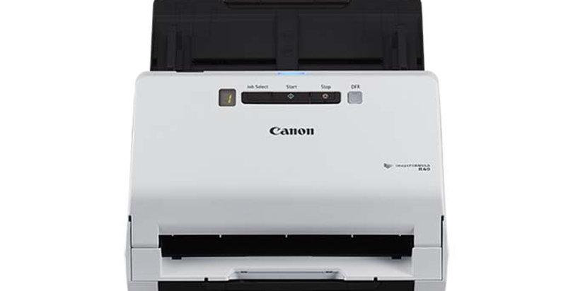 Canon ImageFORMULA R40 Escáner