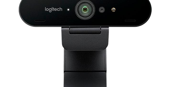 Cámara Web Logitech Brio 4K
