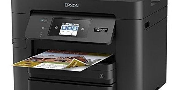Impresora Con Sistema de Tinta Adaptado Sin Chip Epson WF-4730