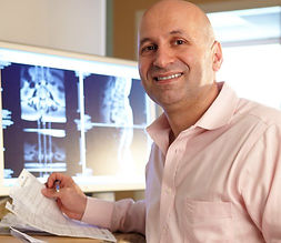 Dr. Ahmad Nematbakhsh orthopedic spine surgeon St. Petersburg Pinellas