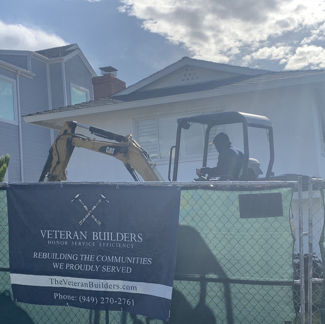 Home Addition in Orange County