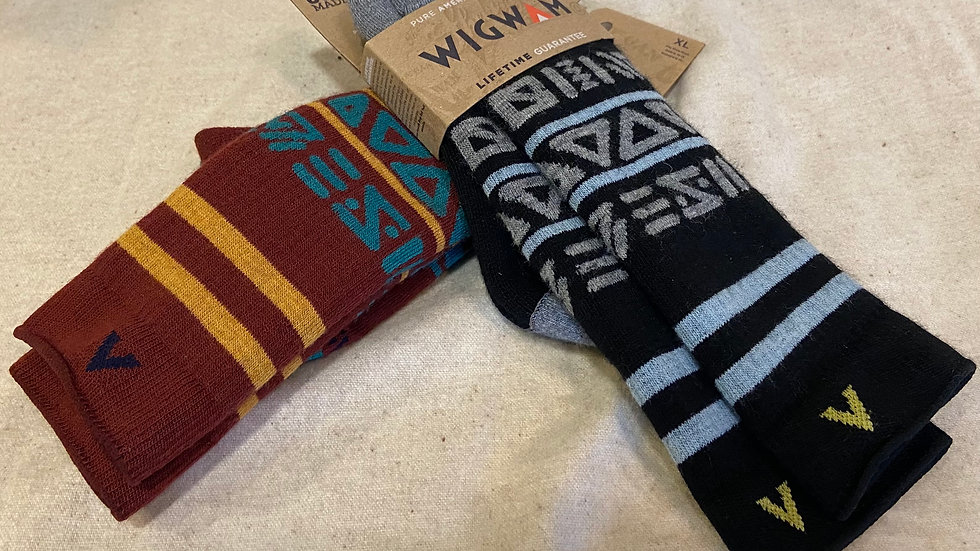 Wigwam Patterned Socks