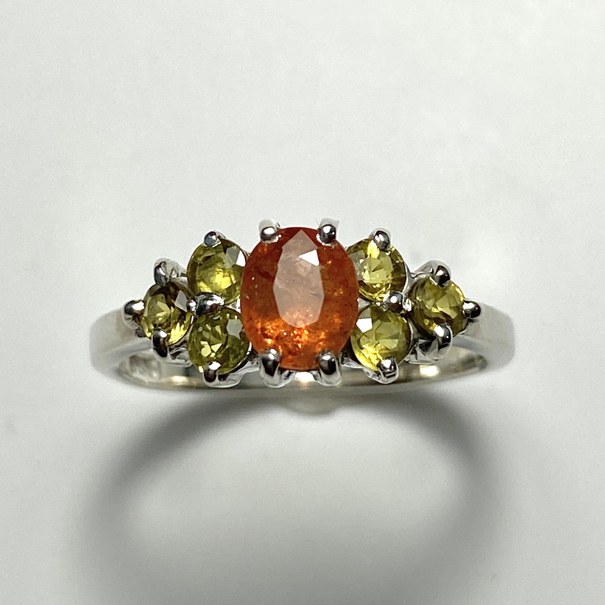 Triplite ring
