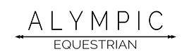 Alympic Equestrian - logo