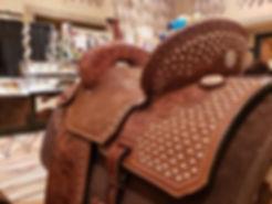 stylish western saddles and tack.jpg