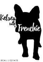 Kelsea With A Frenchie - logo