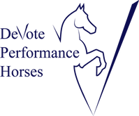 Devote Performance Horses - logo
