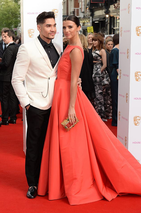 TV BAFTAs 2015: Best And Worst Dressed Celebrities On The Red Carpet