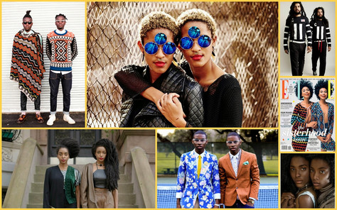 Twins Who Are Revolutionizing African Fashion