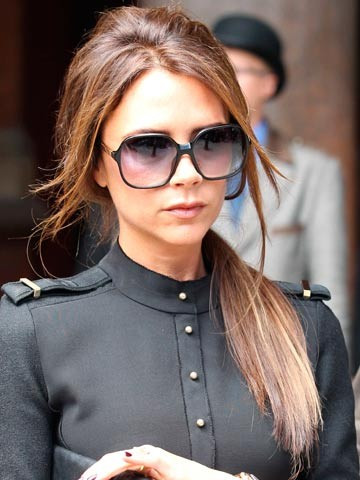 Victoria Beckham unveils Fall 2015 collection at New York Fashion Week