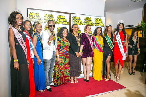Afro Models Awards rock at the 4th annual event in London.