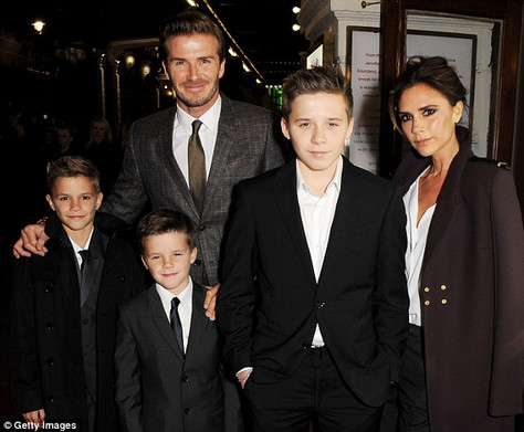 Victoria Beckham Writes ADORABLE Open Letter To Her Children