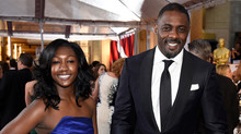 Idris Elba has a 16 year old daughter and she looks exactly like him