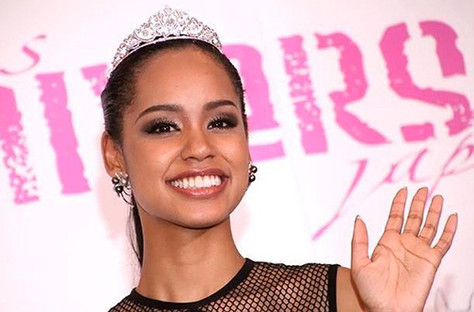 For some, Japan's Miss Universe contestant is not Japanese enough