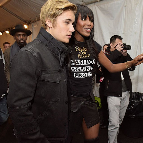 Justin Bieber Pulled Out Of Naomi Campbell's Fashion Show
