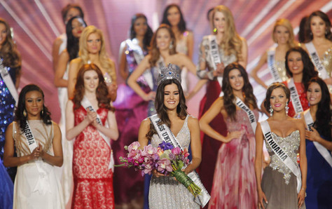 Miss Colombia crowned Miss Universe; Miss Jamaica in top 5