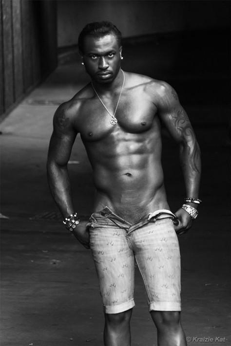 The Versatile Afro-Brit Model