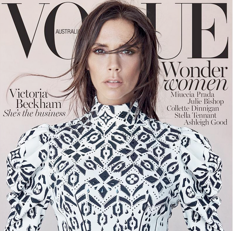 Victoria Beckham Gets Mistaken