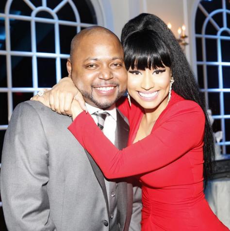 Nicki Minaj Shares Wedding Pictures