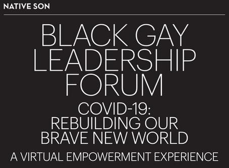 CLIENT SPOTLIGHT: Black Gay Leadership Forum