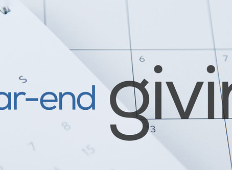 Philanthropy Insights: Year-End Giving
