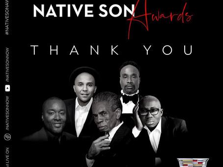 CLIENT SPOTLIGHT: 2020 Native Son Awards