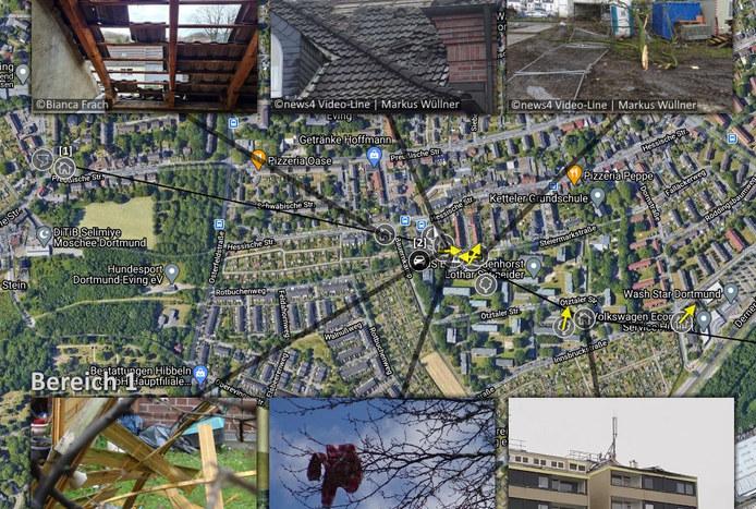 Analyse zum Tornadoverdacht in Dortmund