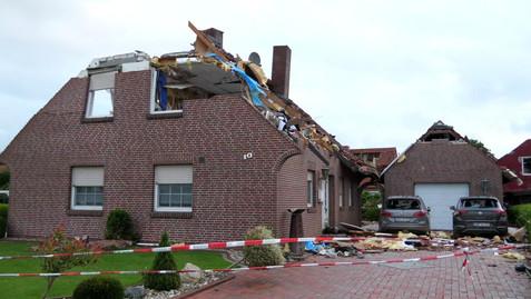 [F2-Tornado] Berumerfehn (NI), 16.08.2021