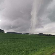 Tornado bei Meschede am 19.05.2021