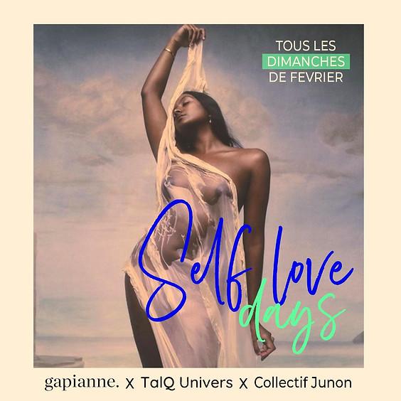 Self-love days #1 Touch yourself - Les bienfaits de la masturbation