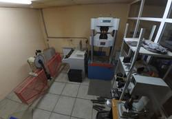 Лаборатория механических испытаний