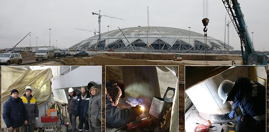 Аттестация сварочных технологий НАКС Тольятти