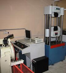 Оснащение лаборатории механических испытаний ООО ССДЦ Дельта