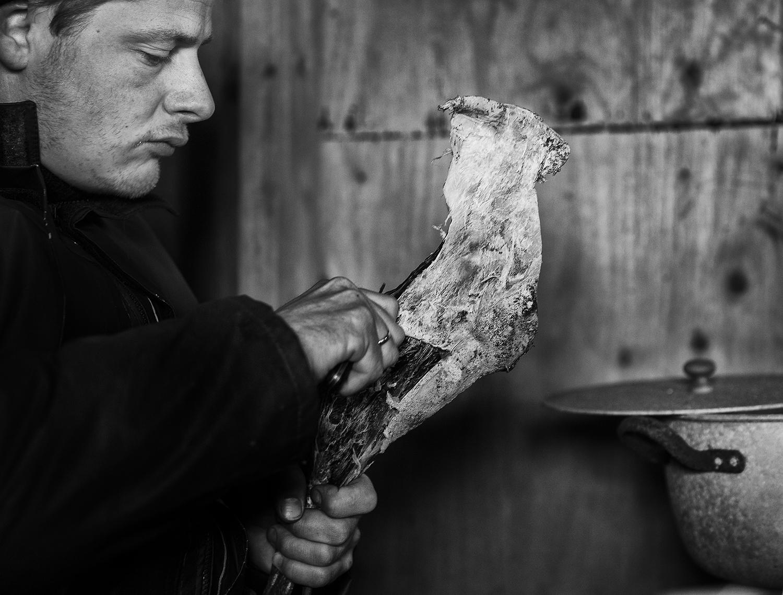 Skerpikjøt - traditional Faroe lunch