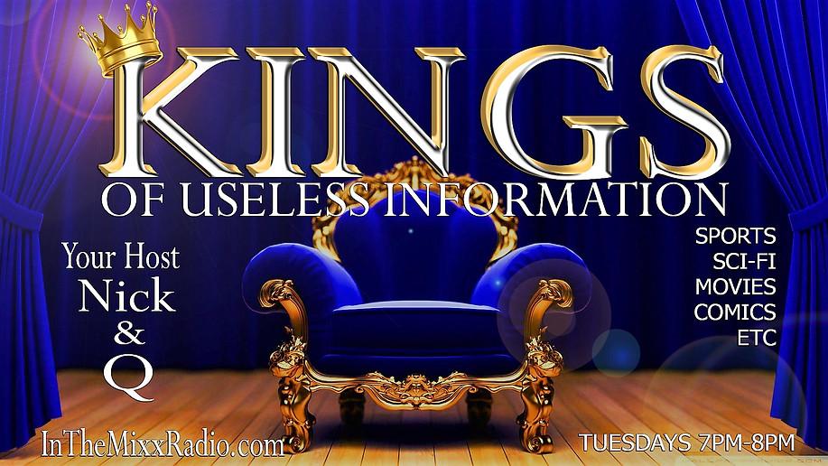 Kings Of Usless Information