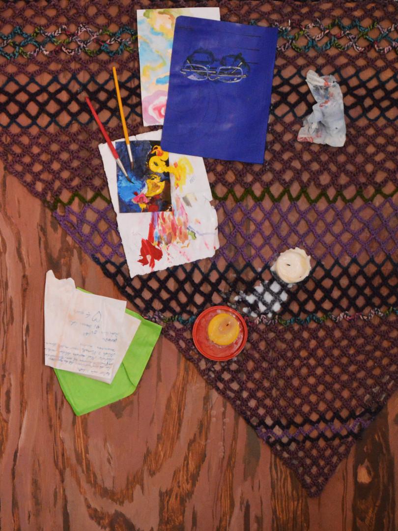 Artist'sTableAssemblageOnCanvas110x90.jp