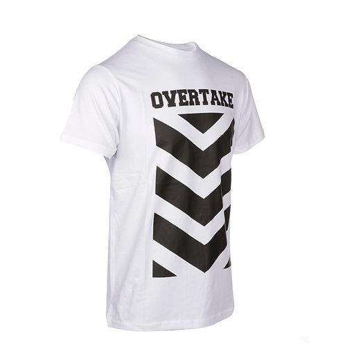 OVERTAKE Freshman – White