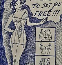 """Parody on 1950s"""
