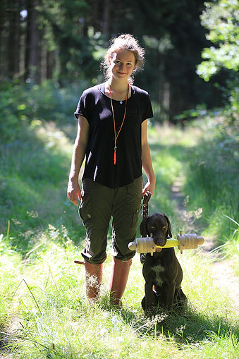 Priska Liebhart Hundetrainerin