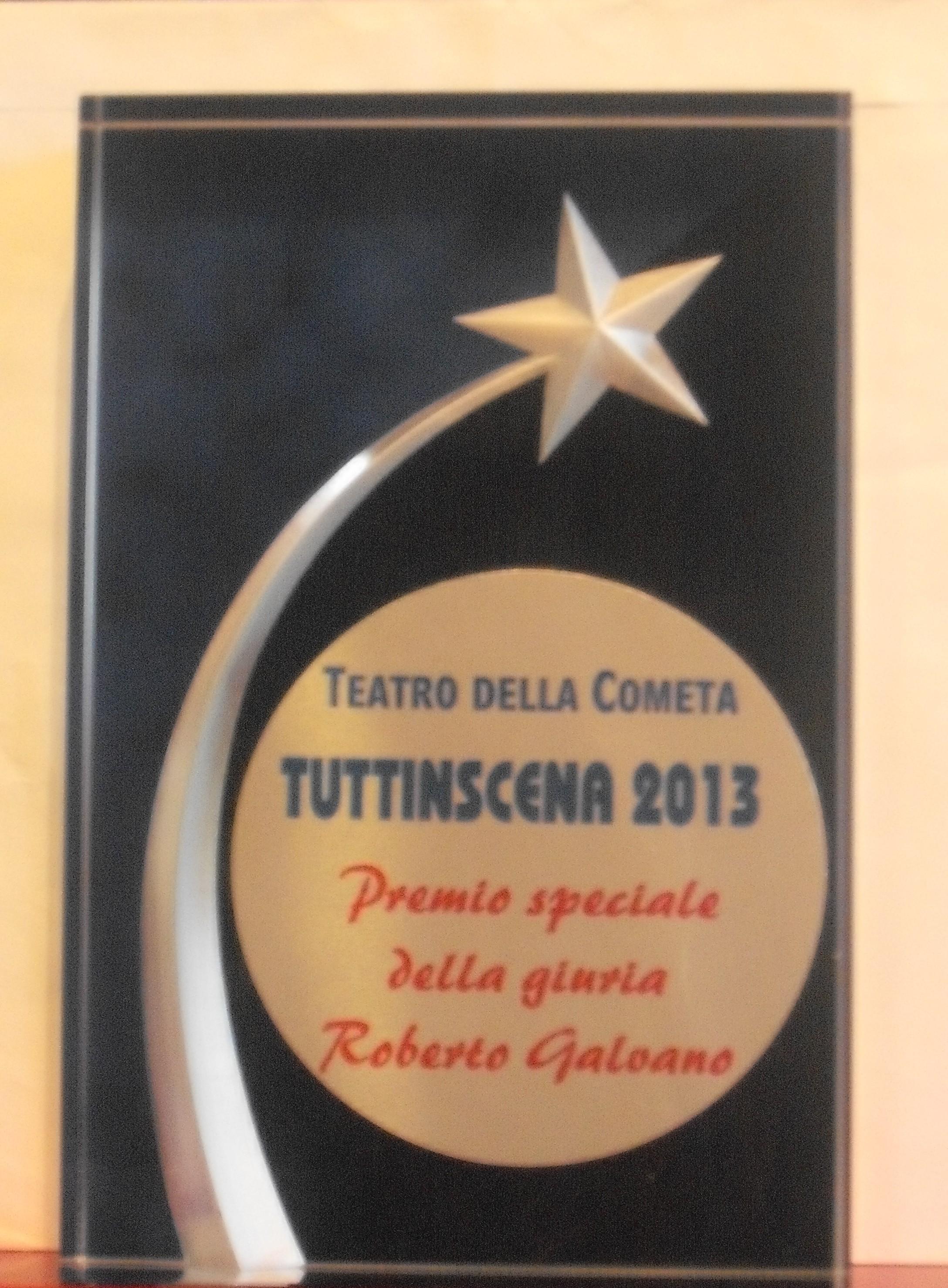 Premio Doppie punte La Cometa