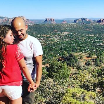 Sergio in Arizona